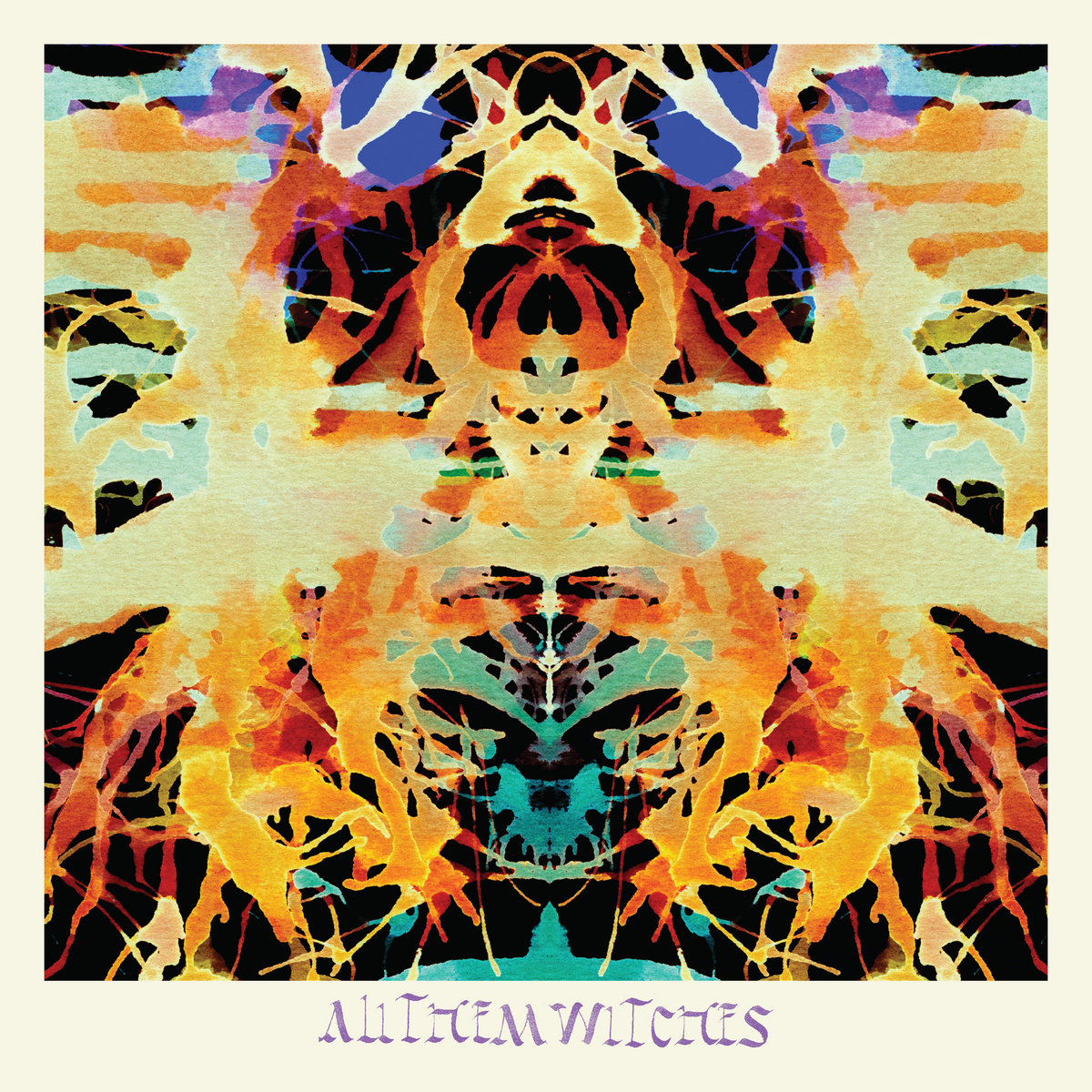 Image result for album art All Them Witches: Sleeping Through The War