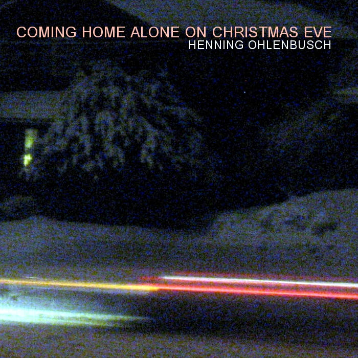 Alone For Christmas.Coming Home Alone On Christmas Eve Henning Ohlenbusch