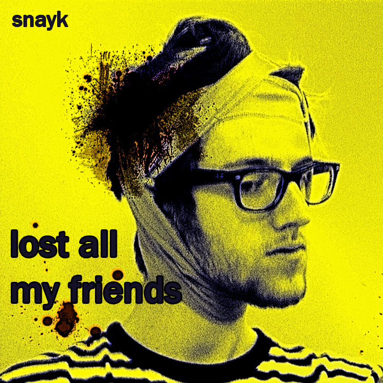lost all friends