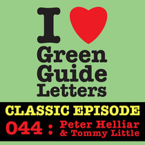 Ep 044 : Peter Helliar & Tommy Little love the 18/10/12 Letters cover art
