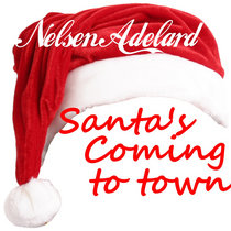 Santa's Coming To Town cover art