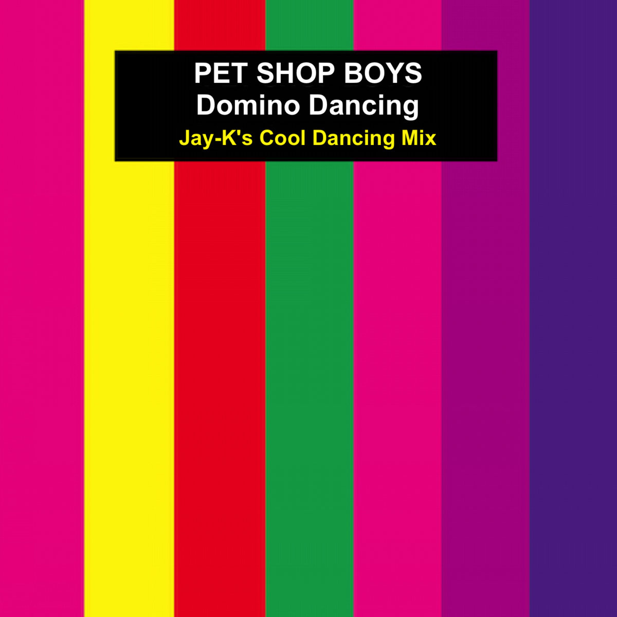 Pet shop boys скачать domino dancing.