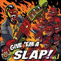 Give em a slap vol 1 cover art