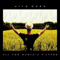 All The World's A Stage cover art