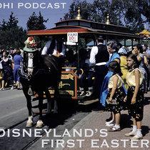 Disneyland's First Easter cover art