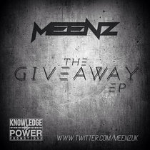 Meenz - The Giveaway EP cover art