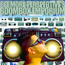SEE MORE PERSPECTIVE's BOOMBOX EMPORIUM Volume Two cover art