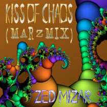 kiss of chaos (marzmix) cover art