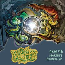LIVE @ Martin's Downtown - Roanoke, VA 4/26/16 cover art
