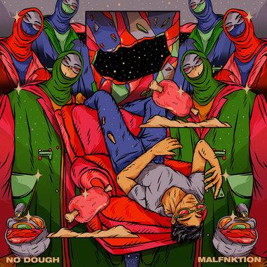 EXIT094 - Malfnktion - 'No Dough' EP main photo
