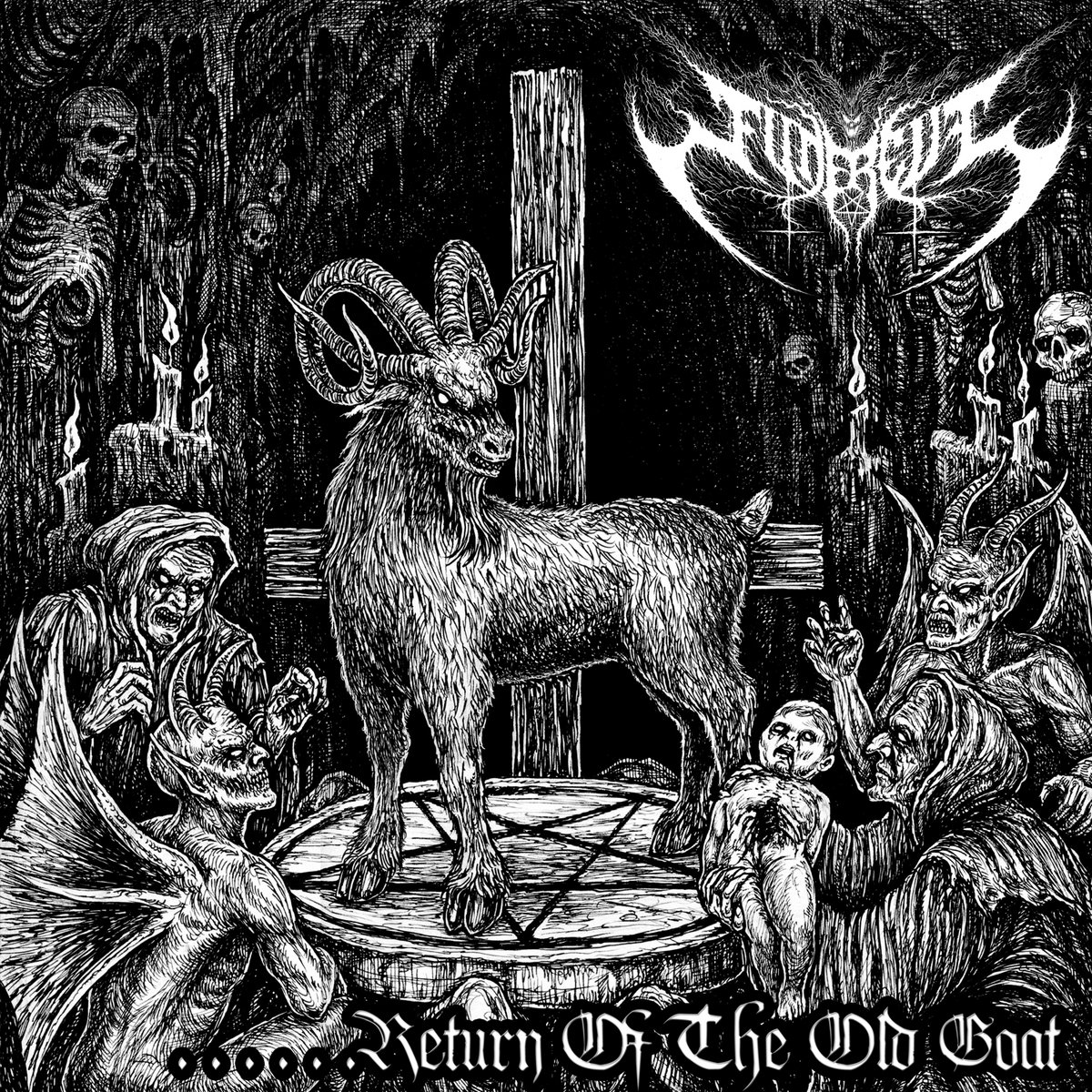 Morbid Sacrifice - Severed Death