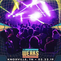 LIVE @ The Concourse - Knoxville, TN 02.22.19 cover art