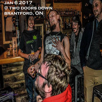 Jan 6 2017 @ Two Doors Down - Brantford, ON cover art
