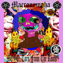 MOYO, Torn From The Roots / Macronympha Split cover art