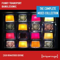[BR028] : Funky Transport - Banglesonic ep (including bonus tracks) [2020 Remastered] cover art