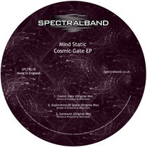Cosmic Gate EP cover art