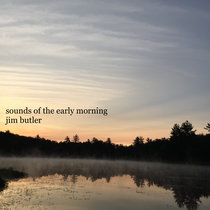 sounds of the early morning cover art