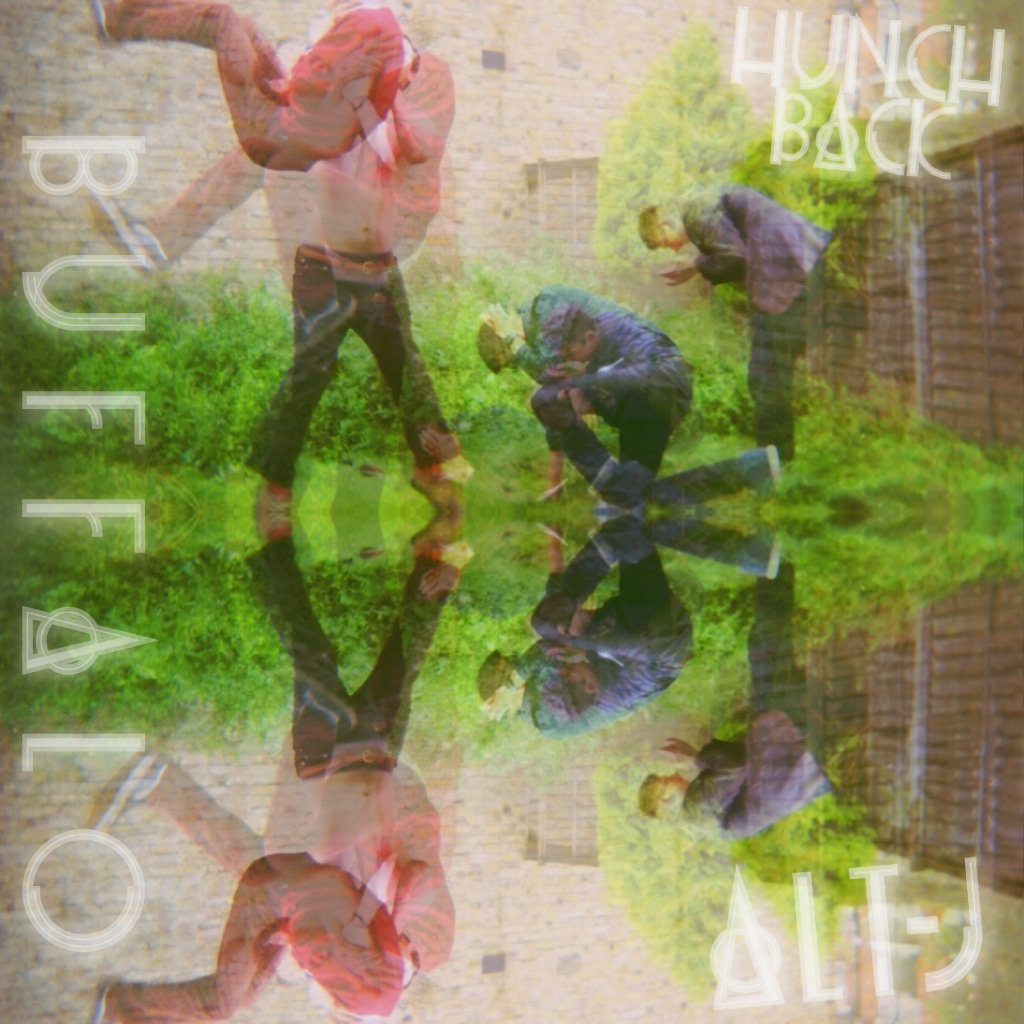 ∆ alt-J feat  Mountain Man - Buffalo (hunchback  REMIX