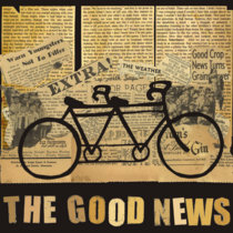 The Good News Poetry Tour cover art