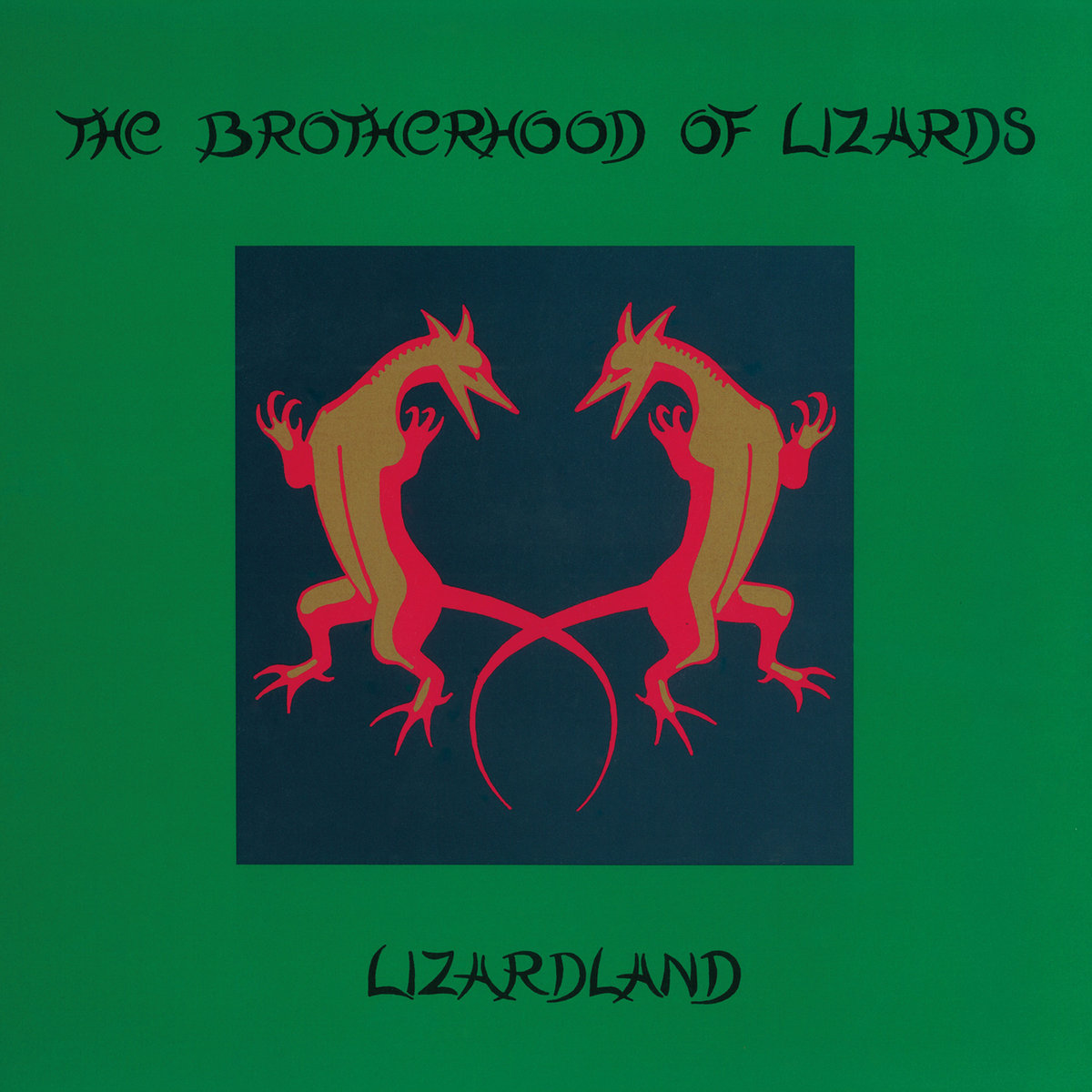 The Brotherhood of Lizards