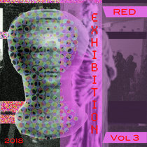 Exhibition:Red Volume 3 cover art