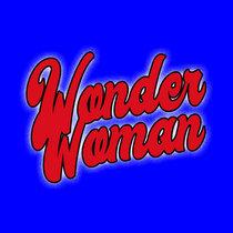 Wonder Woman cover art