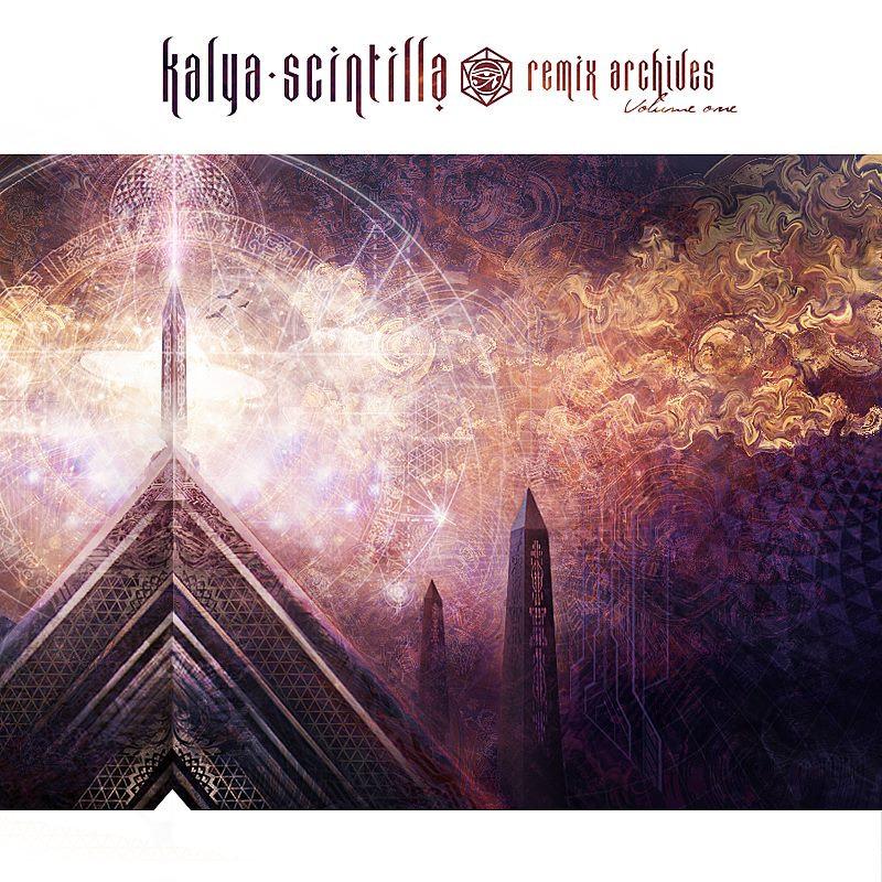 The Remix Archives - Vol  1 | Kalya Scintilla