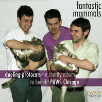 Dueling Protocats - a charity album to benefit PAWS Chicago cover art