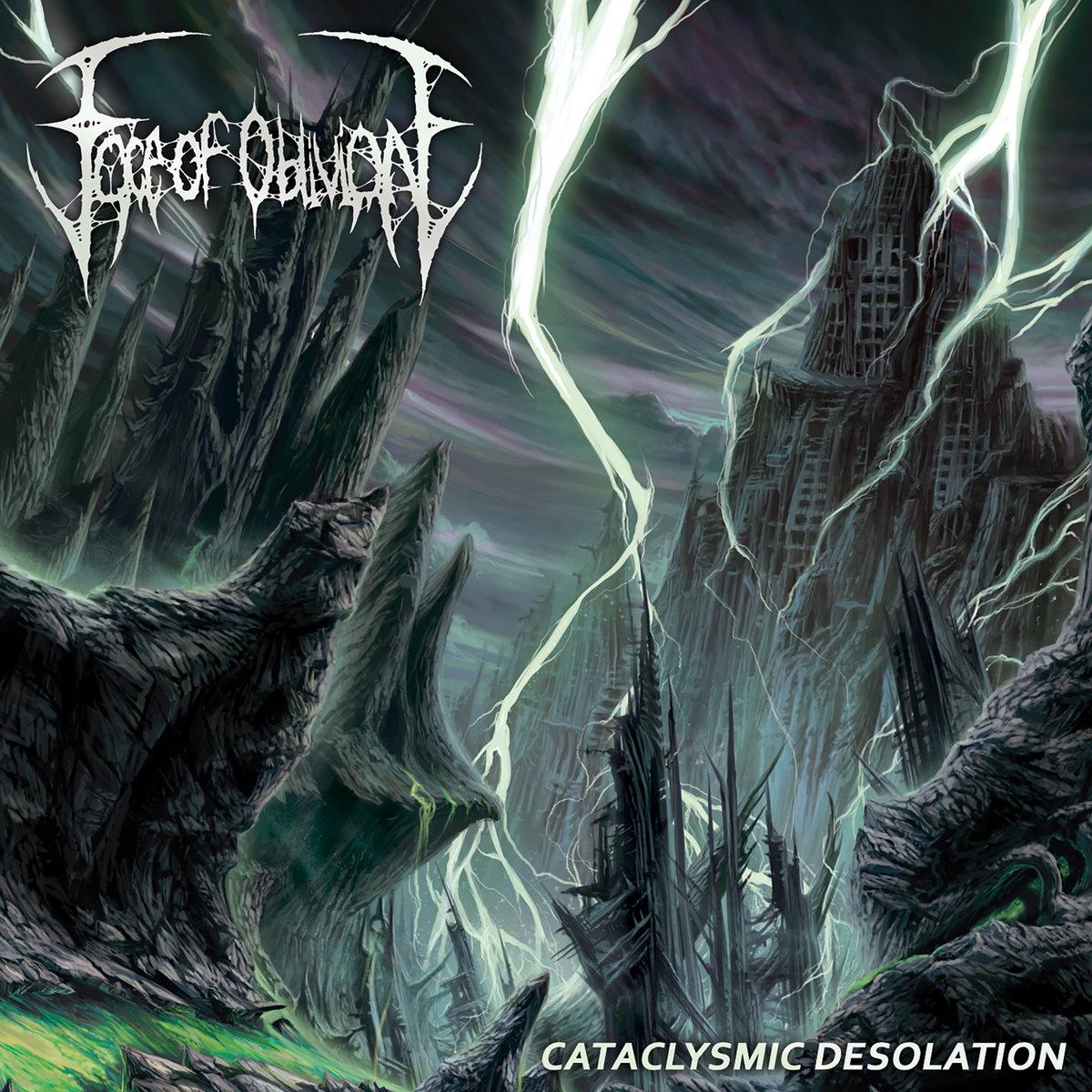 Cataclysmic Desolation | Comatose Music