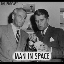 Man in Space - Part Three cover art