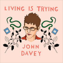 Living Is Trying cover art
