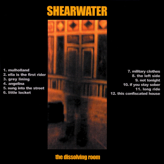 The Dissolving Room | Shearwater