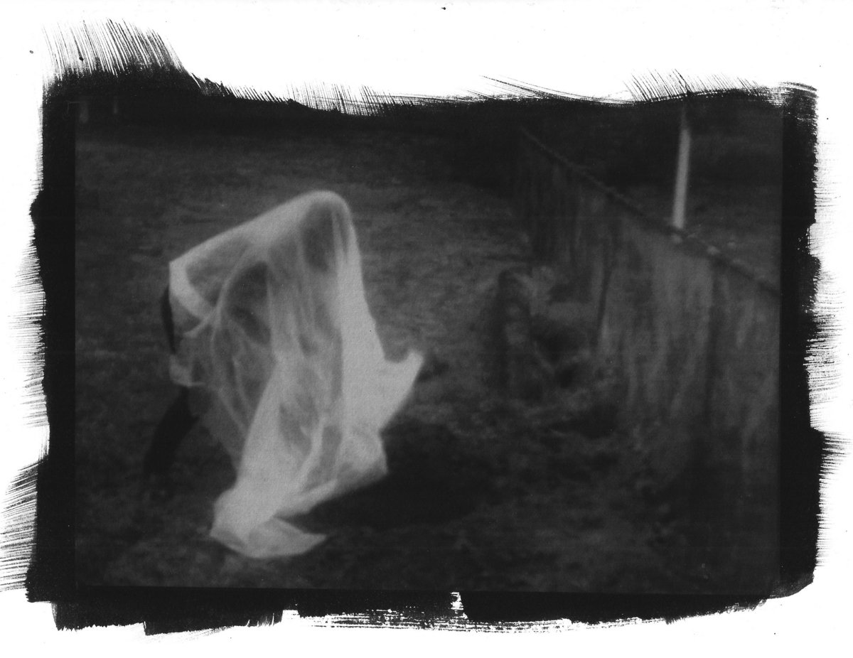A Ghost In Arroyo Hondo Just One Of Many Dylan Blanchard
