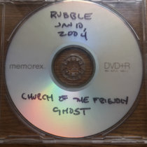 Church of the Friendly Ghost cover art