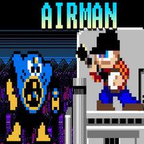Mega Man 2 - AirMan cover art