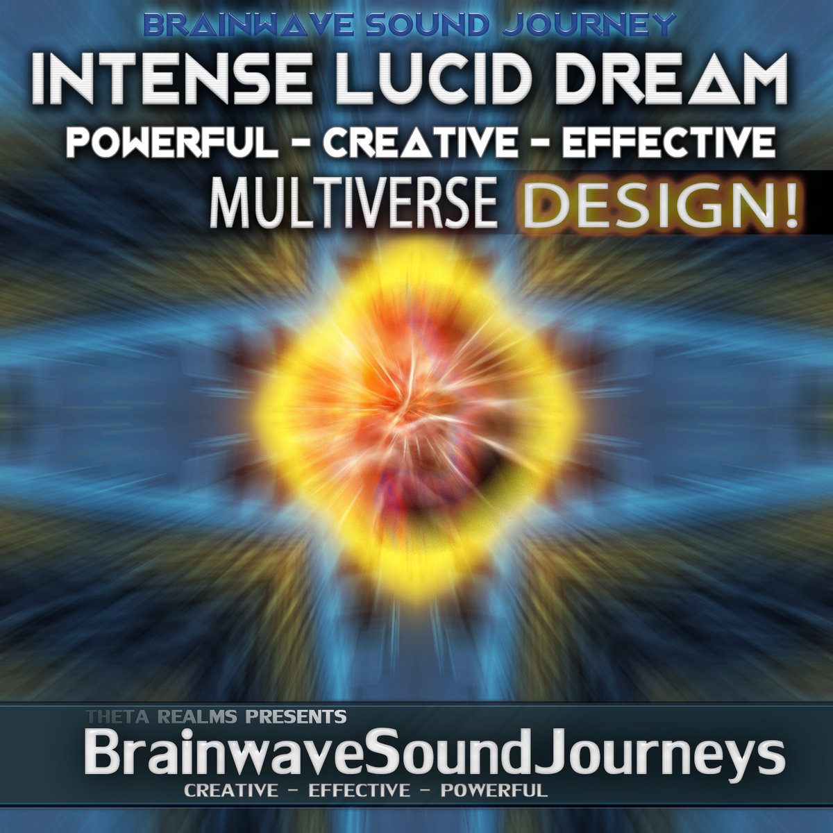 SERIOUSLY DEEP: MULTIVERSE LUCID DREAM MUSIC| BEST LUCID