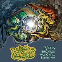 LIVE @ Brighton Music Hall - Boston, MA 2/4/16 cover art