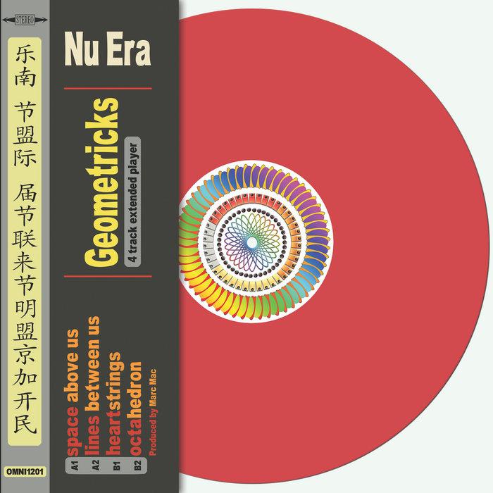 Geometricks EP | Nu Era