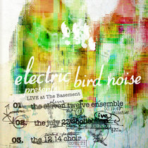 Electric Bird Noise presents Live at The Basement cover art