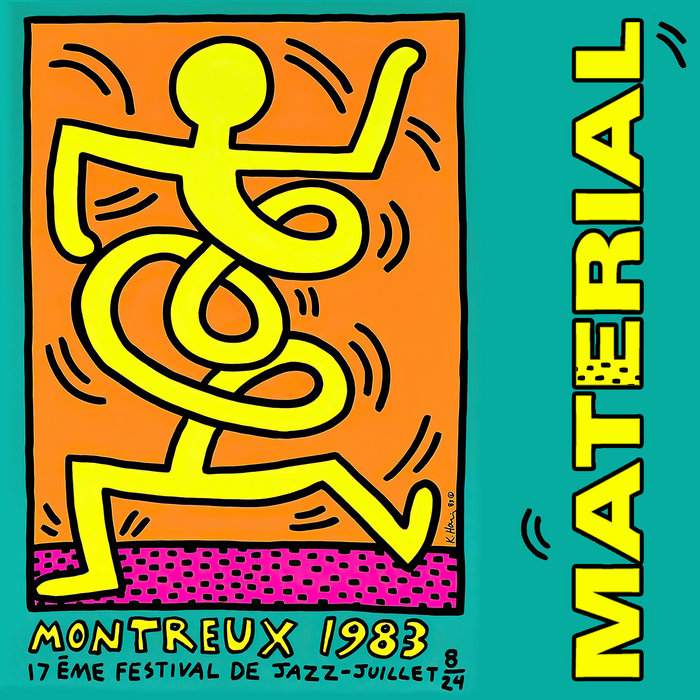 Montreux 1983, by Material