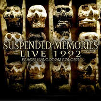 SUSPENDED MEMORIES LIVE 1992 cover art