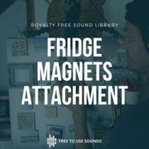 Refrigerator Attach Magnet Sound Library cover art