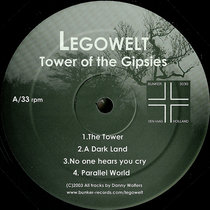 (Bunker 3030) Tower Of The Gipsies cover art