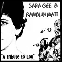 A Tribute To Lou...(Single 2014) cover art