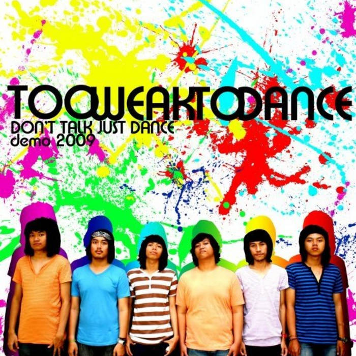 too weak to dance peri kecilku