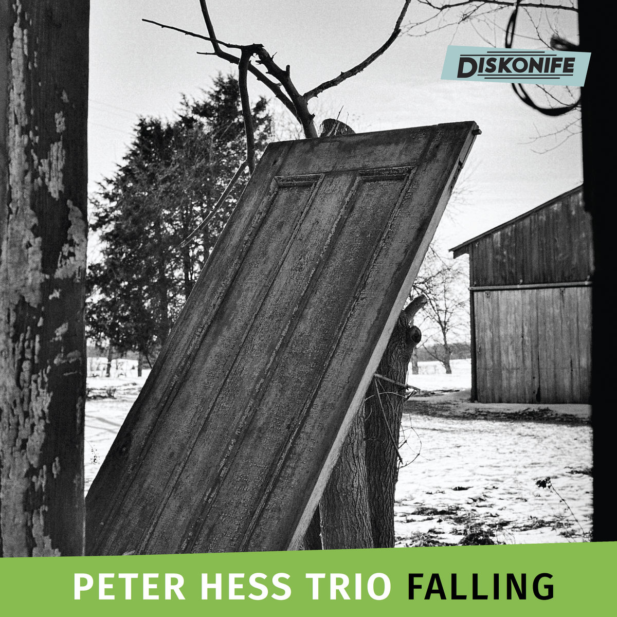 Album Falling by Peter Hess