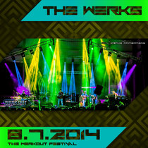 8.7.2014 - Live at The Werk Out Festival cover art