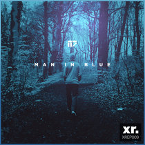 Man In Blue EP cover art