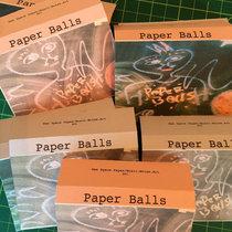 PAPER BALLS cover art
