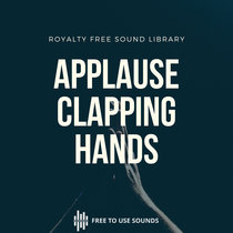 Applause Sound Effects Clapping Hands Small Event cover art